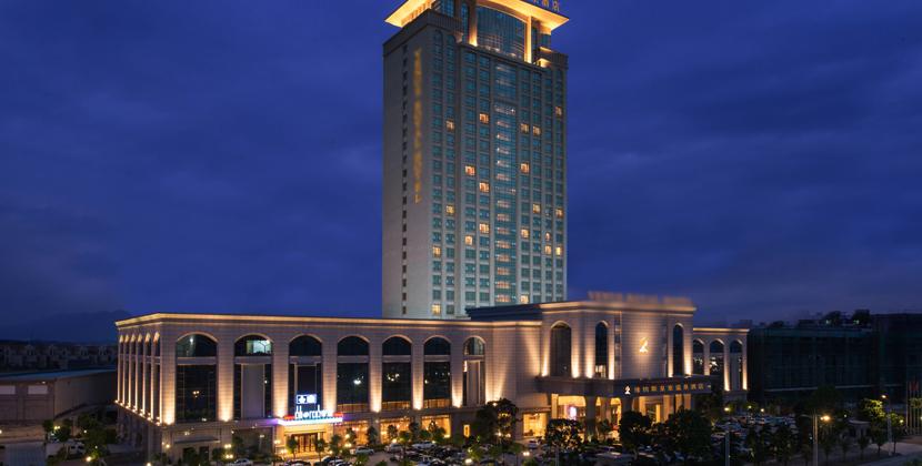 酒店/宾馆行业