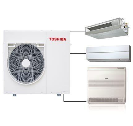 风管式+壁挂中央空调房型定制