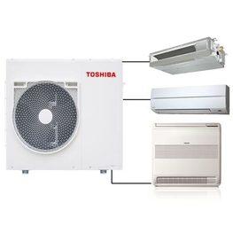 风管式+壁挂地方空调房型定制