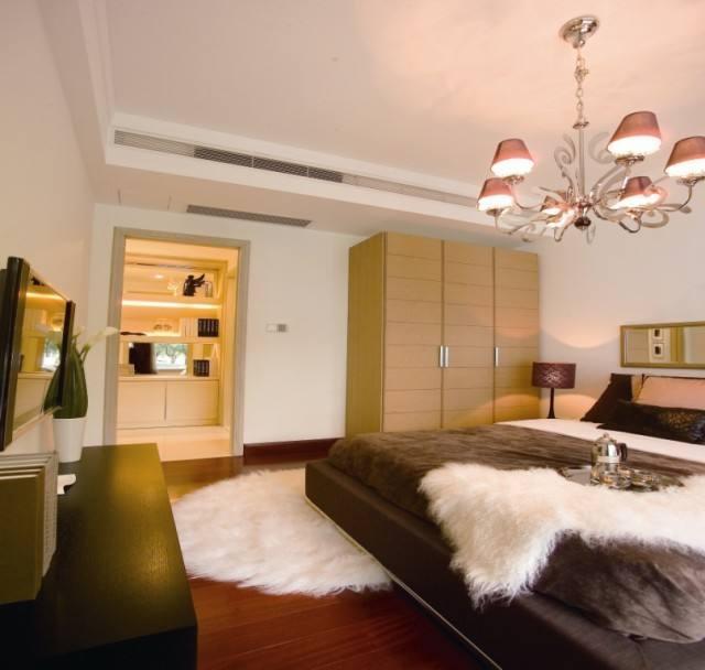 东芝家用中央空调适合190-200㎡五室二厅