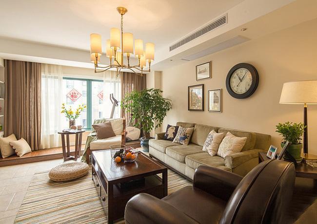 东芝家用中央空调-适用于三房两厅120㎡方案