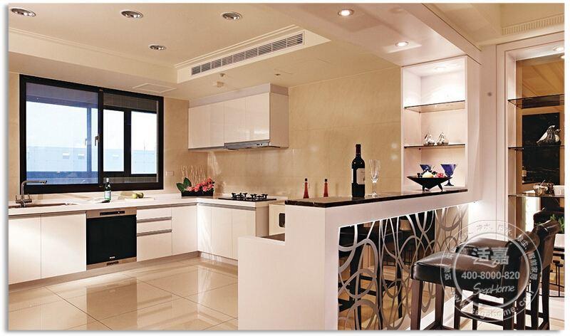 东芝家用中央空调适用60-80平二室二厅套餐
